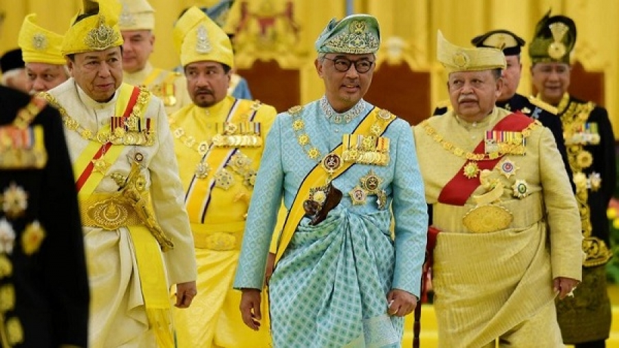 The Malaysian constitution gives the king the right to decide whether a state of emergency should be declared, based on threats to security, the economy, or public order.