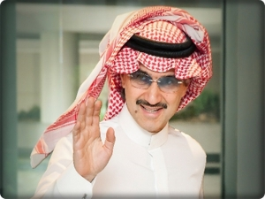 This is what Alwaleed bin Talal cares about in the Gulf Cooperation Council