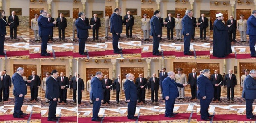 The new Egyptian government: the commander of the Republican Guard in the era of Morsi, the Minister of Defense and the replacement of the Interior and Finance
