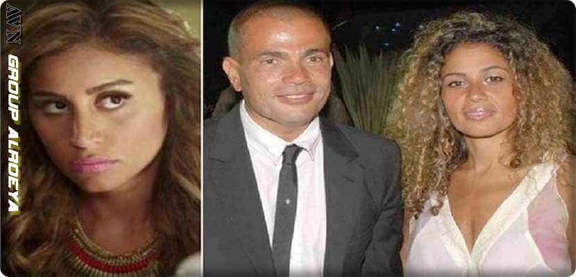 """Disappearance"" of the customary marriage contract between Dina al-Sherbini and Amr Diab"