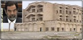 Convert the palace of the late Iraqi President Saddam Hussein into a building of the American University