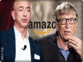 Bill Gates removes Jeff Bezos from the world's richest list