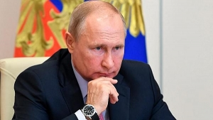 Russia, a referendum on a constitutional amendment that gives Putin power until 2036
