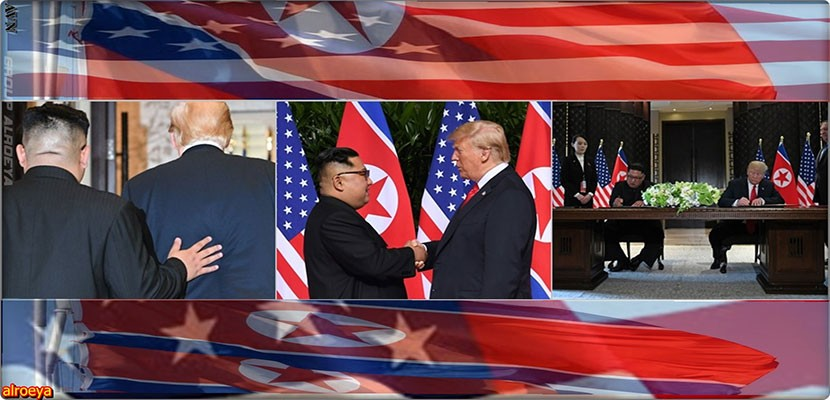 North Korea and America agree on comprehensive document after historic summit