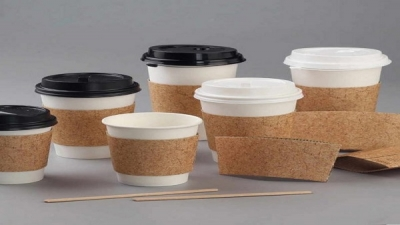 Medical warning about paper cups