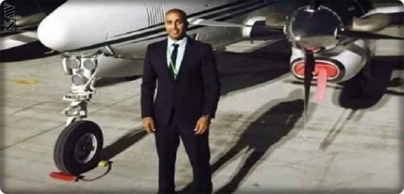 Found the missing Saudi pilot Omar bin Salman al-Mutairi in Spain
