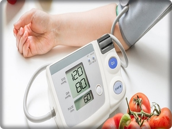 Lowering blood pressure without medication