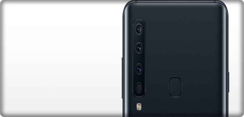 Samsung Introduces Galaxy 9 A, 3 Camera And 5 Lenses