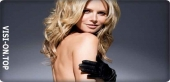Heidi Klum, fashion model and actress and fashion programs Introduction lady artwork and productive