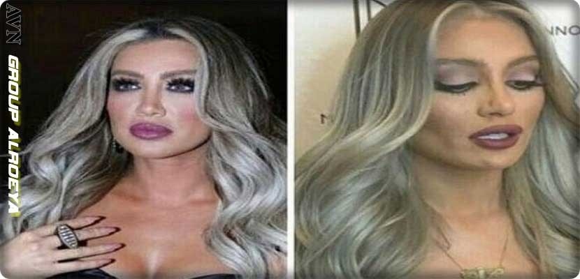 Syrian actress Maram Ali becomes a copy of Maya Diab