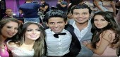 A photo of Esraa Abdel Fattah and Hamdi El Merghany wedding