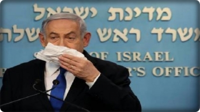 Netanyahu and his crew are quarantined