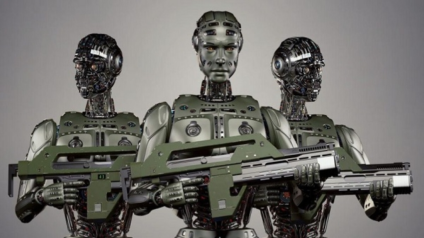 The ten leading countries in the field of artificial intelligence armament