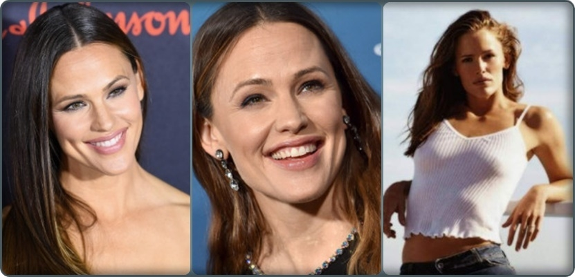 """People"" magazine awarded Jennifer Garner the title of the most beautiful woman in the world"
