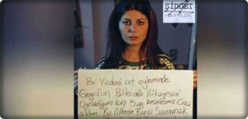 Turkish actress Nathly Masachi was arrested