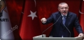 What was Erdogan's weapon against Europe and attacked Syria?