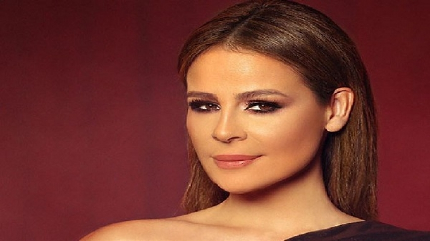 A message from the Lebanese artist Carole Samaha to Pope Francis