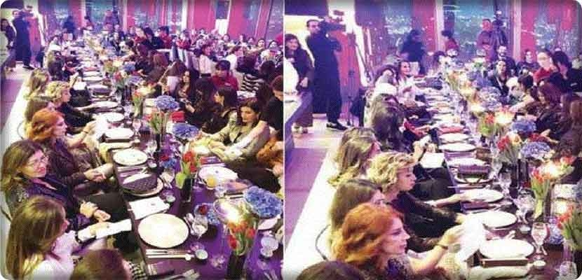 Dinner of the Turkish star Burak Ozjevit in Kuwait with 80 women, the truth
