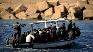 Vision Egypt News: - Italy threatens to cut off development aid to Tunisia, and supports it to strengthen border control systems and train security forces to prevent the departure of migrants
