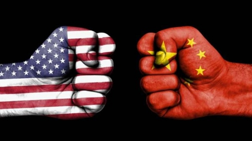 Artificial intelligence and Sino-American hostility precipitate the end of the world