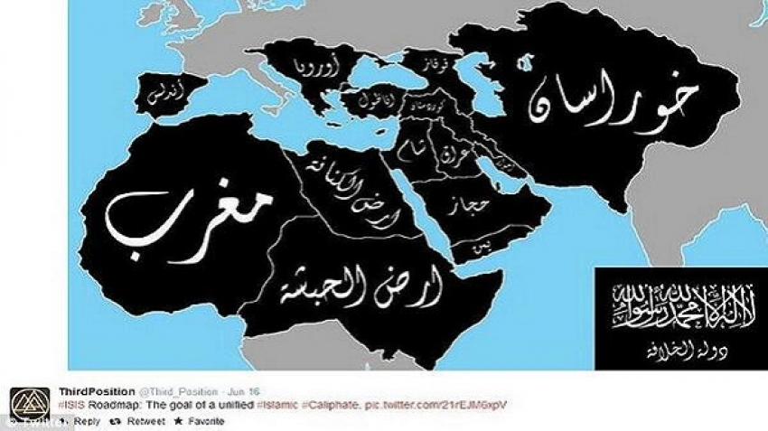 Hizb ut-Tahrir calls for a global caliphate in Russia