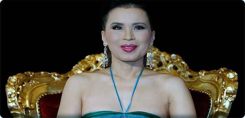 The sister of the King of Thailand is running for prime minister