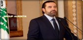 "Hariri said: ""Iran controls the region, and the decision in Syria, Iraq and Yemen."""