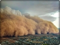 Australia: After the fire and rain came dust storms