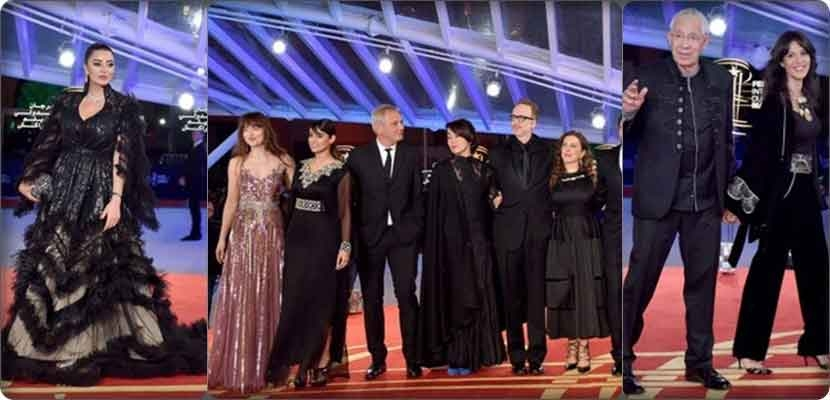 The most beautiful scenes from the opening of the Marrakech Film Festival