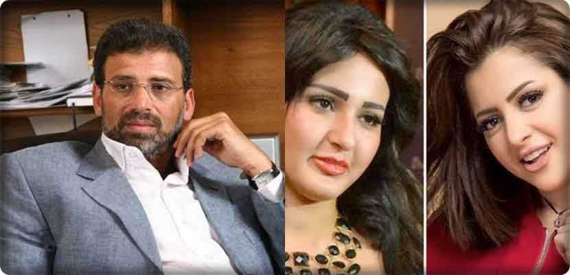 Khaled Youssef escaped after the arrest of Mona Farouk and Shema Al-Hajj