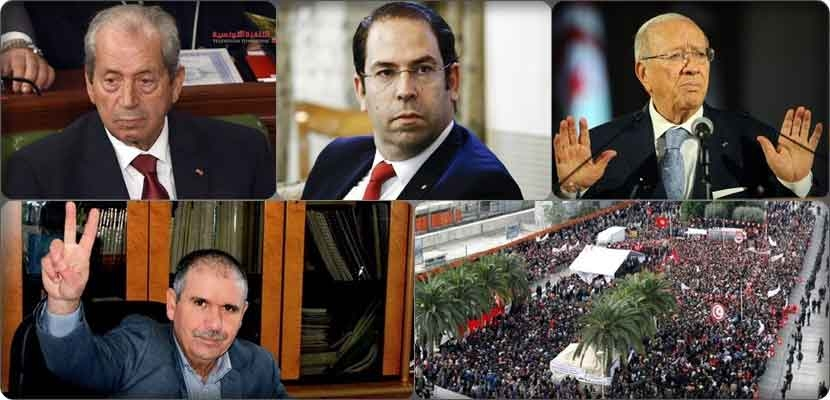 Tunisia: Disputes between the three presidents and the president outside the competition