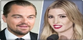DiCaprio and Ivanka Trump
