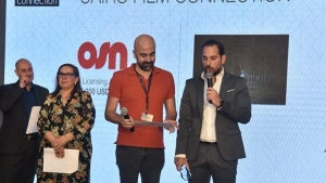 The award offered by MAD Solutions and Ergo, Media Ventures grants the winning film project distribution services across the Arab world with a cash advance of $30,000 for the filmmakers.