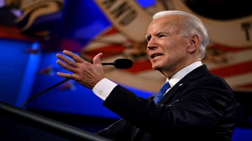"Expectations of Biden's ""coup"" against Trump in favor of America's Muslims"