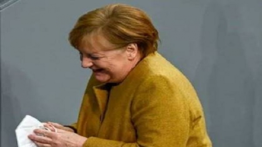 "Video, ""An Innocent Mistake"" from German Chancellor, Angela Merkel"