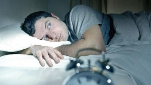 Sleep tensions affect a person's control of his appetite