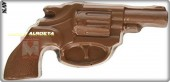 Russia, four armed robberies with a chocolate gun