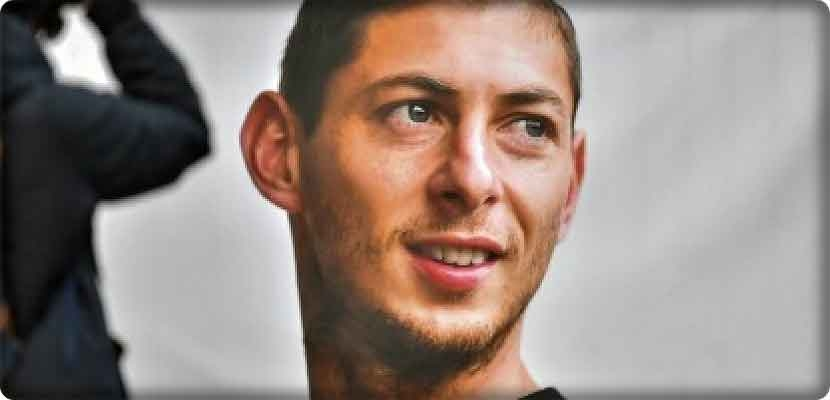 The body of Argentine Emiliano Sala was found