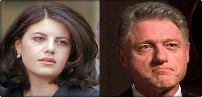Monica Lewinsky: I thought I was protecting Clinton but I was disappointed