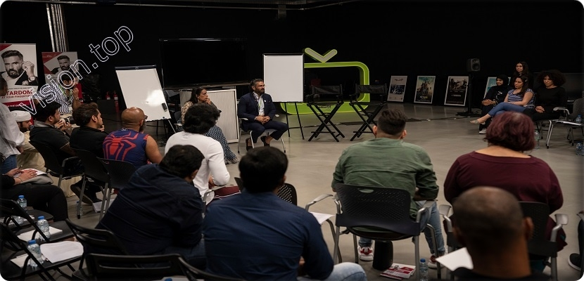 twofour54 and Bollywood star Suniel Shetty launch new partnership with auditioning workshop