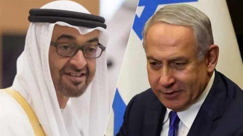 Mohamed bin Zayed and Netanyahu are nominated for the Nobel Peace Prize