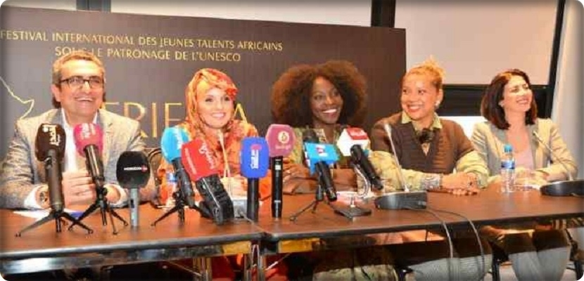"Casablanca, capital of African fashion at the festival ""AFRIFATA"""