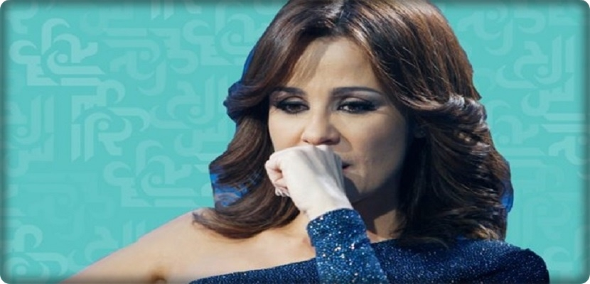 Why does Carole Samaha insist on getting married to the elderly?