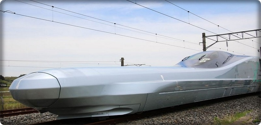 Video: Japan tests the Alpha-X train and its speed of 400 kilometers per hour