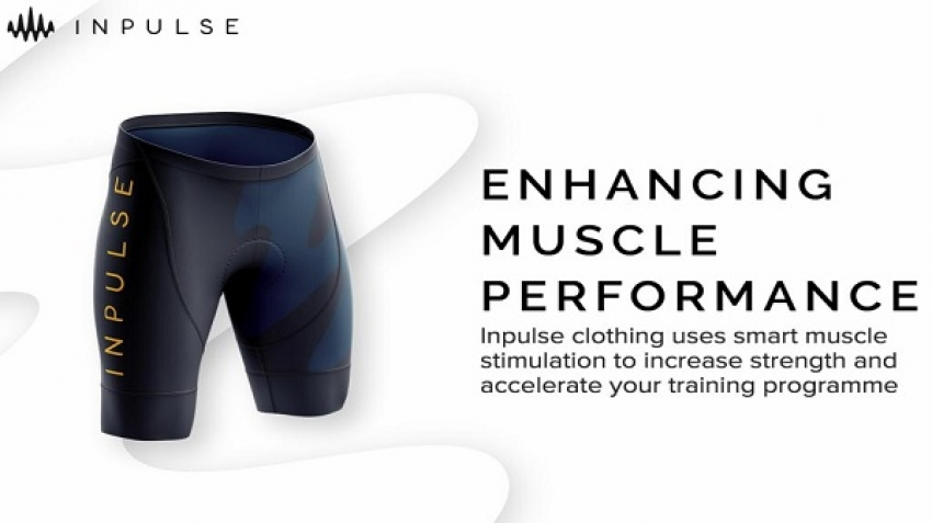 Inpulse cycling shorts powered by artificial intelligence