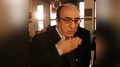 Lekid Lebanon, the prince of melody and witr, musician Elias Rahbani