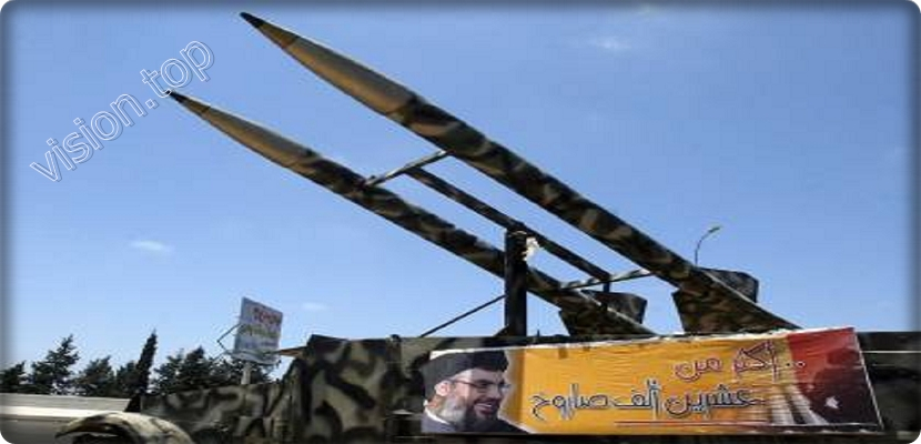 Member of the Iranian Air Force, Majid Nabad, Engineer of Hizbullah missiles